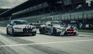 BMW M4 i M4 GT3 na stazi najavljuju početak drugačije ere