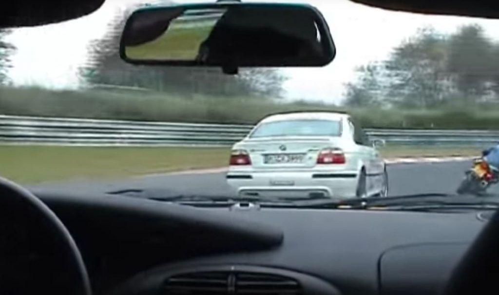 Kako ova žena vozi, Sabine Schmitz na 'Ringu' održala lekciju vožnje