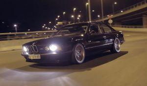 BMW M6 E24 zaludio je regiju, pojavom u filmu Južni vjetar dobio gomilu obožavatelja