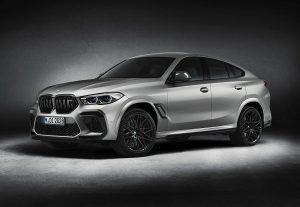 BMW X5 i X6 Competition First edition, bogatstvo za natpis '1/250' i 625 KS!