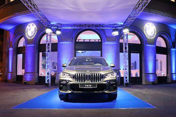 Novi BMW X6 premijerno zablistao u Zagrebu