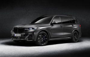 BMW X7 M50i Dark Shadow Edition je veliko crnilo na cesti za samo 500 sretnika