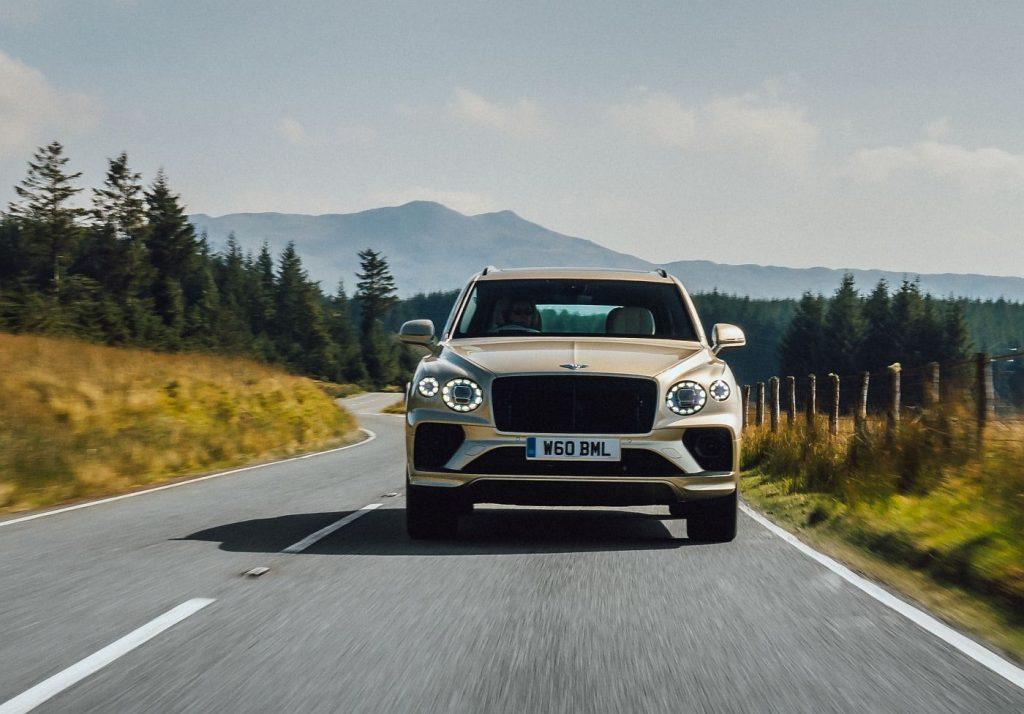 Bentley Bentayga Hybrid, električna priča u osvježenom tonu