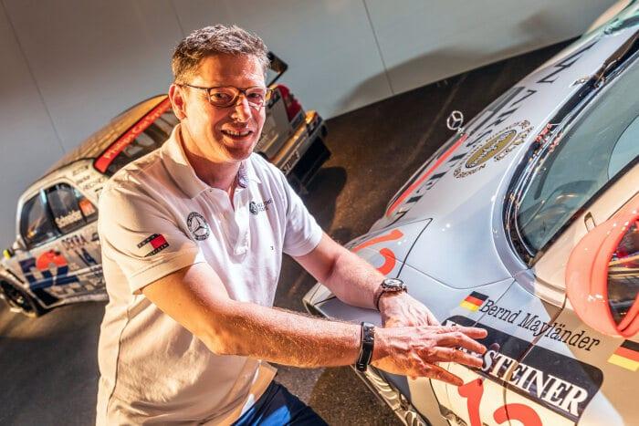 Bernd Mayländer, safety car legenda punih 22 godine uvodi reda u Formulu 1