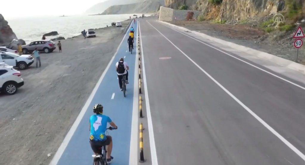 Turska postaje raj za bicikliste, otvorena najdulja biciklistička staza na svijetu