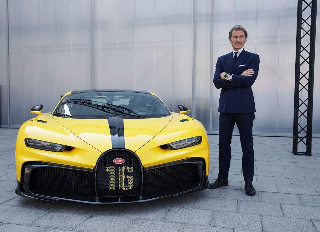 Bugatti Chiron Pur Sport predstavljen u Dubaiju, idealno mjesto za premijeru
