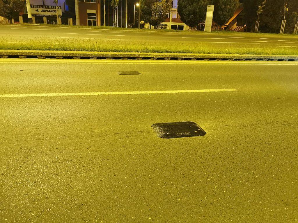 Brojilo prometa, detalj koji je zbunio vozače na prometnicama u Zagrebu