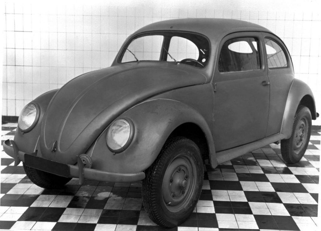 Volkswagen 'Buba' na današnji je dan prije 75 godina krenula s proizvodnjom