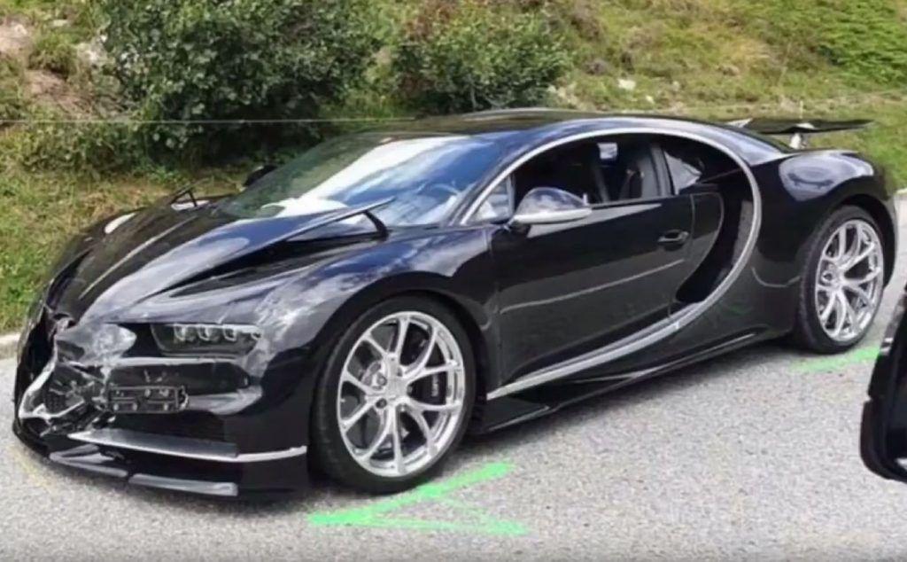 Bugatti Chiron i Porsche 911 izazvali krš i lom u Švicarskoj