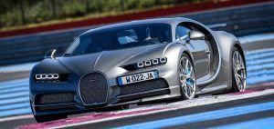 Andy Wallace - pobjednik Le Mansa test vožnjama za Bugatti ostvario snove