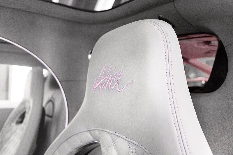 Bugatti Chiron Sport 'Alice', posebne boje i prekrasan poklon za suprugu