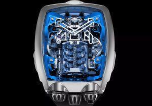 Bugatti Chiron Tourbillon ručni je sat za najveće entuzijaste s cijenom od 280.000 dolara