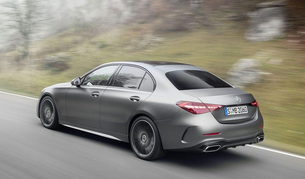EKSKLUZIVNO: Mercedes-Benz C-klasa (W206), nova generacija donosi S-klasu u malom i postavlja nove standarde