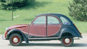 Citroën 2 CV Charlestone, posebna edicija slavi 40. rođendan