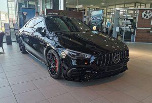 Mercedes-AMG CLA 45 S krasi zagrebački salon i uskoro veseli novog vlasnika!