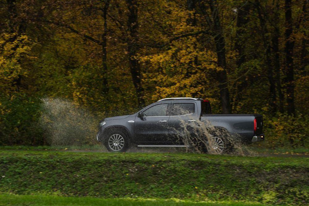 Mercedes-Benz X 350d Power 4MATIC - lovac dobrog srca