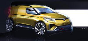 Novi Volkswagen Caddy premijerno se otkriva u veljači