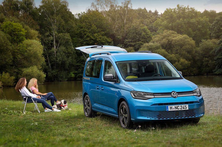 Volkswagen Caddy upravo predstavljen u zanimljivoj kamperskoj inačici California