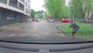 Vozači oprez, ovakve situacije probajte predvidjeti
