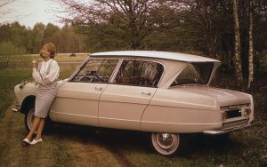 Citroën AMI 6, simpatični kultni model skuplja pohvale sad već 60 godina
