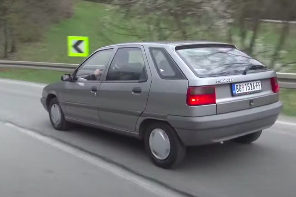 Citroën ZX, francuska uspjšenica slavi 30. rođendan
