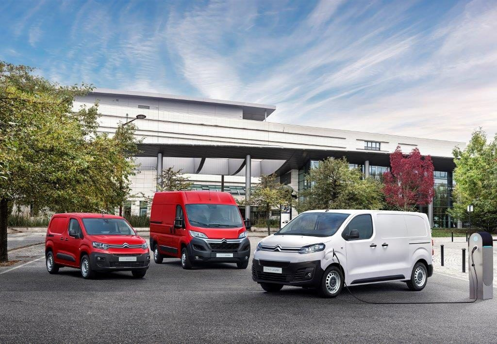 Citroën od sada nudi i elektrificirana gospodarskih vozila