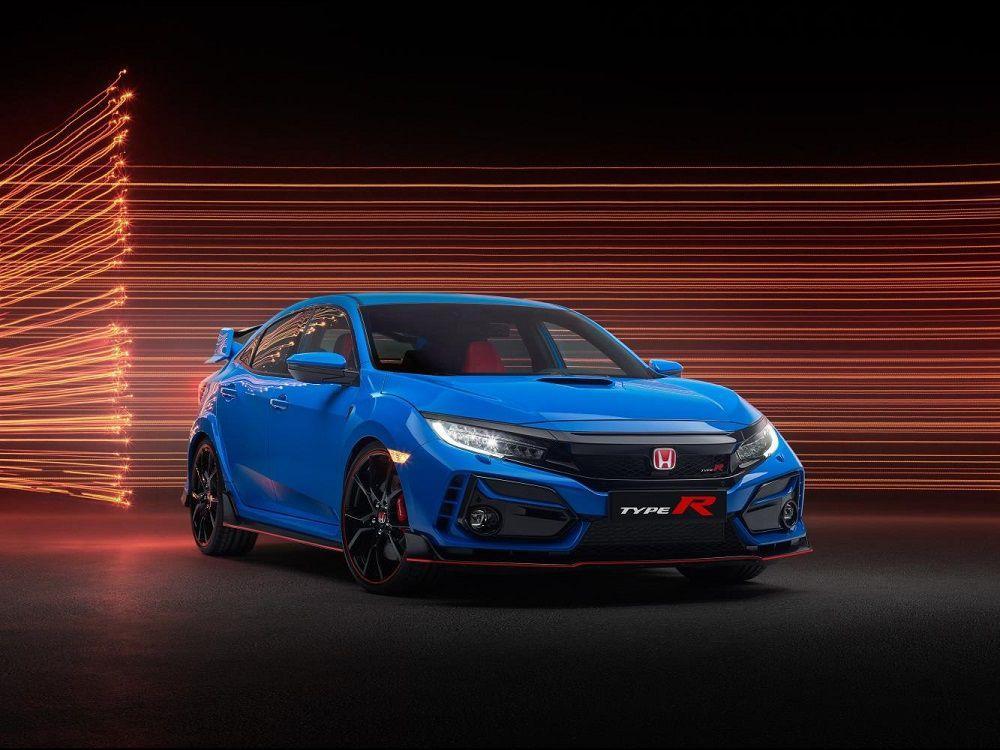 Nevidljivo osvježenje, Honda Civic Type R predstavljena u Tokiyu