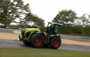 Ring ima novog rekordera, Claas Xerion 5000 najbrži je poljoprivrednik