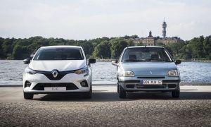 Renault Clio slavi 30. rođendan, pet generacija donosi veliku priču o uspjehu