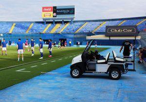 Grupa Baotić i njihov Club Car u sponzorskoj suradnji uz GNK Dinamo Zagreb