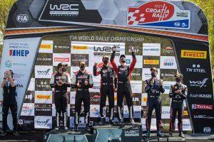 Završio Croatia Rally, Sébastien Ogier je pobjednik u svom svijetu