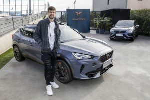 Cupra stigla do nogometaša Barcelone, Formentor pobrao najviše pohvala