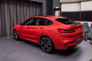 BMW X4 M Competition pod AC Schnitzer palicom od sad vozi sa 600 KS!