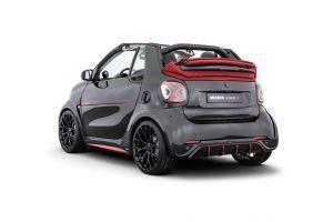 Brabus Ultimate E frizirana je verzija električnog Smarta s početnom cijenom od 65 tisuća eura!