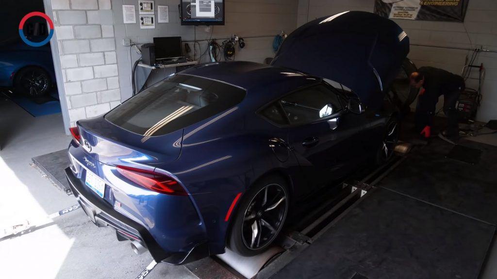 Toyota Supra na testu mjerenja snage, ima li kultni automobil više snage nego što je deklarirano?