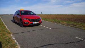 Škoda Octavia RS oduševila na prvom testu ubrzanja na Autobahnu, ovo morate vidjeti