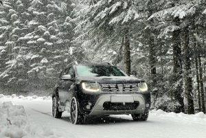 Putovanje za dušu: Za Gorski kotar i snježne radosti idealan izbor je Dacia Duster