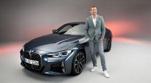 Hrabri dizajn nove BMW serije 4 potpisuje Domagoj Đukec