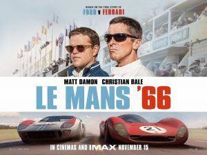 Kino preporuka: Izazivač Le Mans '66 jednostavno morate pogledati