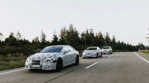 Mercedes-Benz EQS stiže 2021., potvrđeno još šest električnih modela