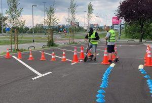 Koliko ste vješti, udruga vozača elektirčnih romobila za vikend organizira zanimlji test poligon