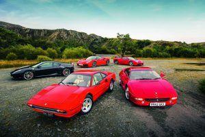 TOP 5 Ferrari i konačan odgovor koji je V8 model najposebniji