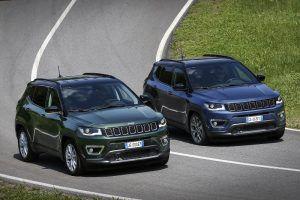 Osvježeni Jeep Compass za 2020. od sad diše s novim 1.3 turbobenzincem, ali i bogatijim paketima opreme!