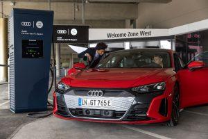Audi brine za nogometaše i navijače Bayern Münchena, Allianz arena od sad bogatija za 21 punjač