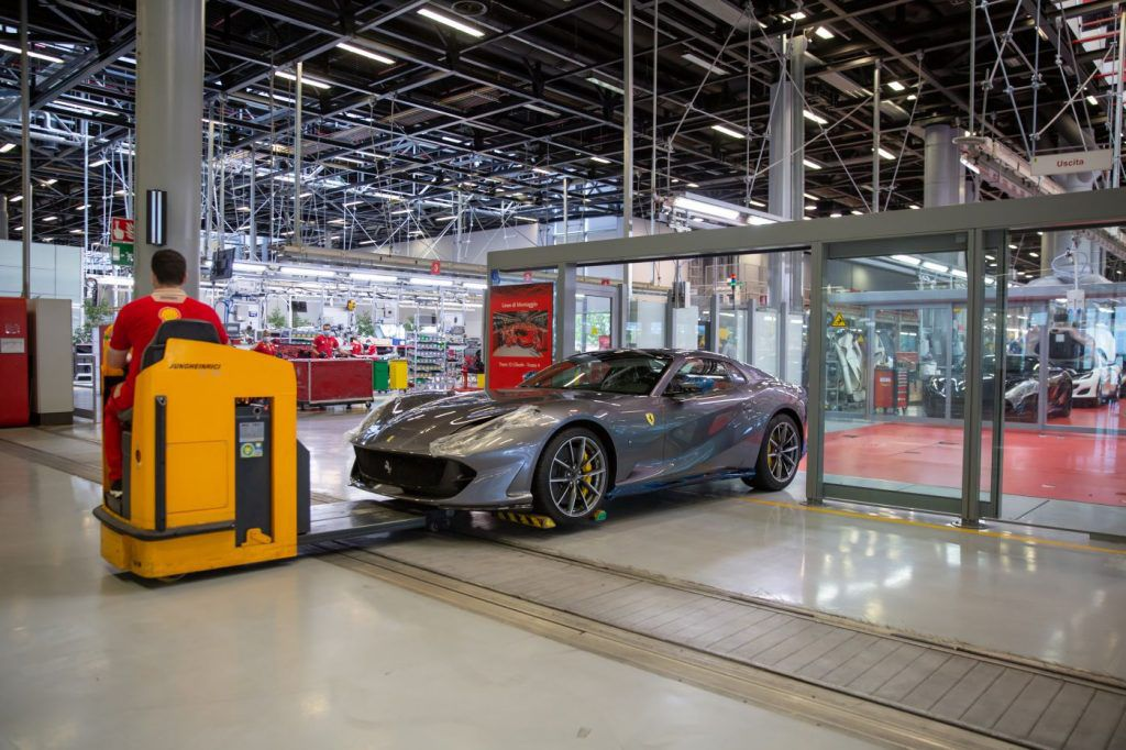 Ferrari krenuo s proizvodnjom, Monza SP2 prvi model pušten s trake nakon pauze