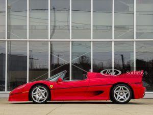 Kultni Ferrari F50 iz 1995. na prodaju, novi će vlasnik morati 'iskeširati' između 2.5 i 2.75 milijuna dolara