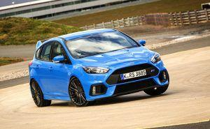 Ford Focus RS broji posljednje dane u proizvodnji