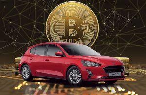 Ford Focus postao prvi automobil kupljen za Bitcoin u Hrvatskoj