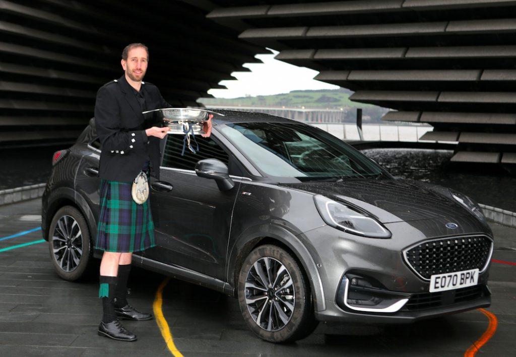 Ford Puma stigla do nagrade za škotski automobil godine 2020.