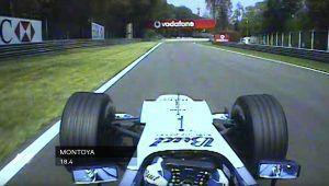 Montoya je dugo vremena držao rekord najbržeg krug u povijesti Formule 1, pojačajte zvučnike i uživajte!